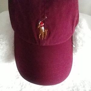 NWT POLO HAT